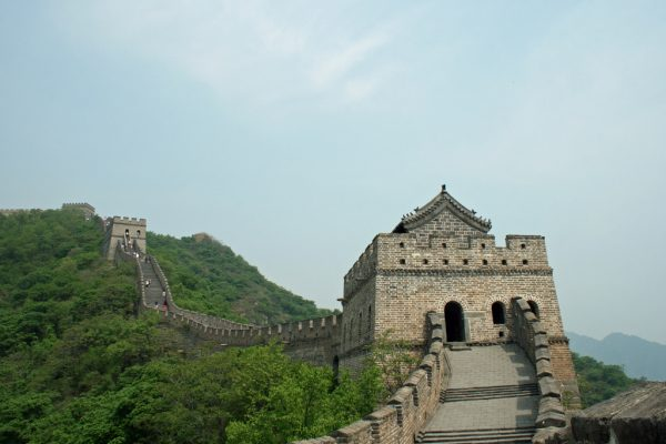 China - Mutianyu Great Wall (长城)