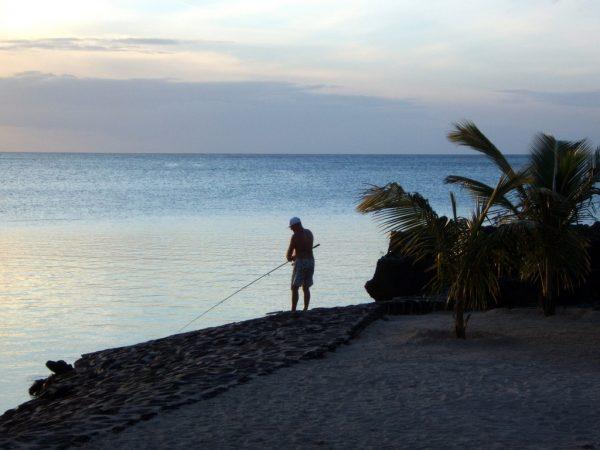 Fisherman @ Maritim Hotel, Mauritius