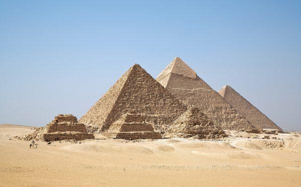 Man-made - Gizah Pyramids