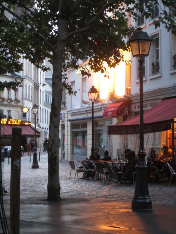 Place des Abbesses in Paris