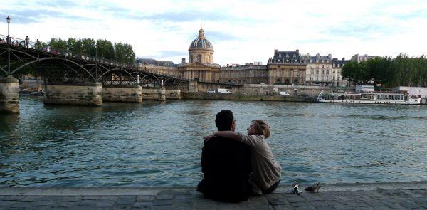 couple amoureux (PARIS,FR75)