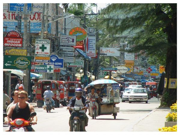 phuket seafront