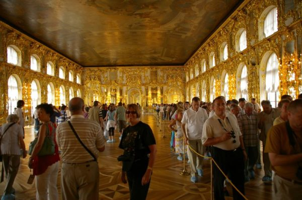 043 Catherine Palace 04 inside the palace 04 Picture Hall 1