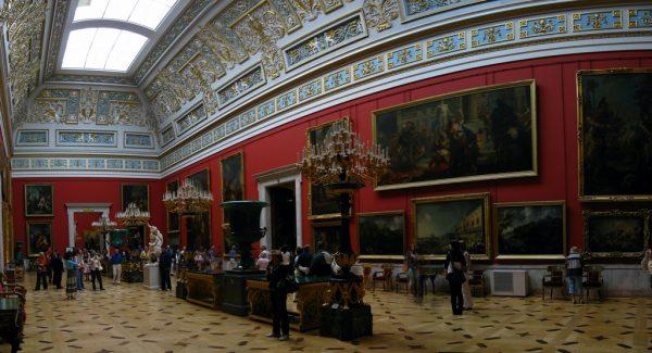 8862-8864 - St Petersburg - Hermitage