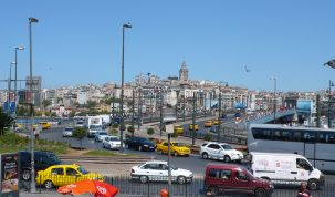 City View and Galata Tower