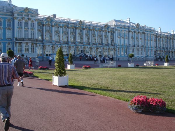 "DSC00916 Catherine Palace Tsarskoye Selo"", Russia "" St. Petersburg Pushkin"