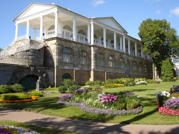 "DSC00979 Catherine Palace Tsarskoye Selo"", Russia "" St. Petersburg Pushkin"