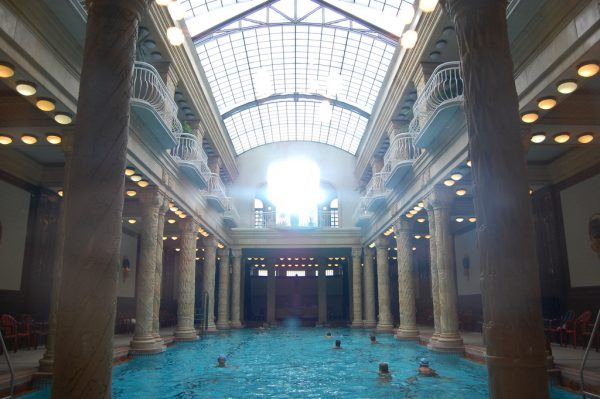 Turkish Bath Houses in Budapest