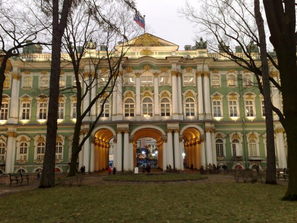 Winter Palace in Winter
