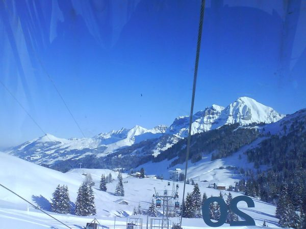 Skitag Adelboden