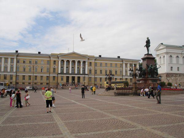 DSC00806, Senate Square, Helsinki, Finland