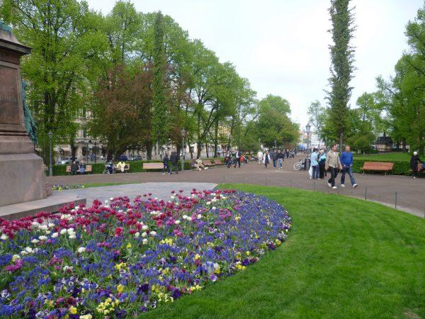 Helsinki Esplanadi park