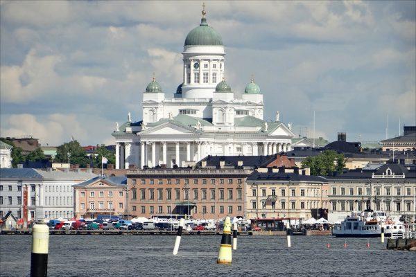 La cathédrale (Helsinki)