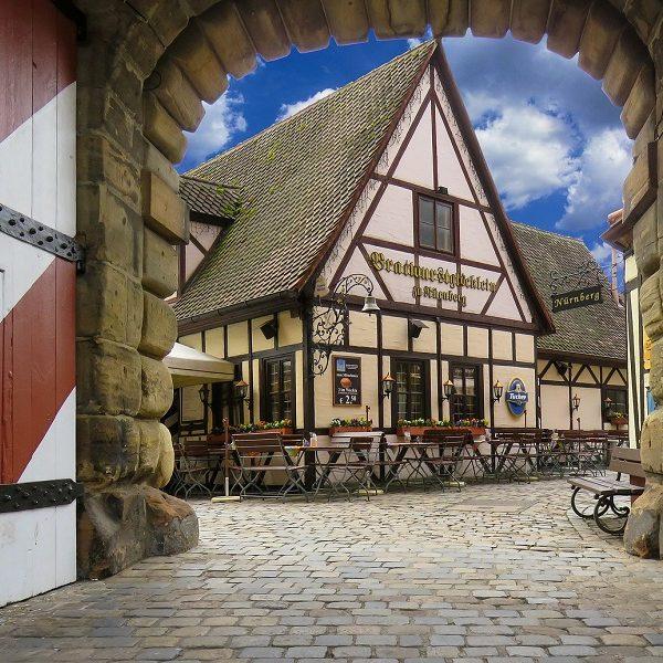 Nurneberg grad bogate povijesti