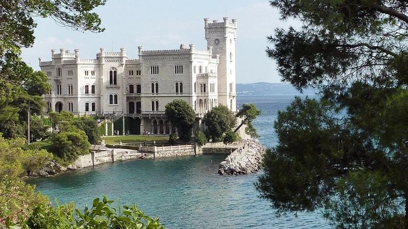 Dvorac Miramare - Trst